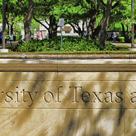The University of Texas at Austin by Allen Beatty