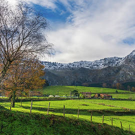 The valley of Axpe  by ACAs Photography
