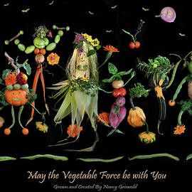 The Vegetable Crusaders  by Nancy Griswold