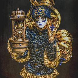 The Venetian Genie by Robin Yong
