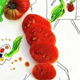 The Very Artistic Tomato