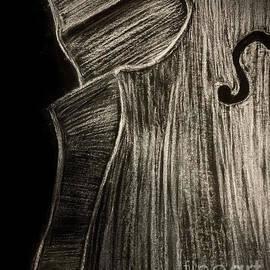 The violin by Alisha Sawyer