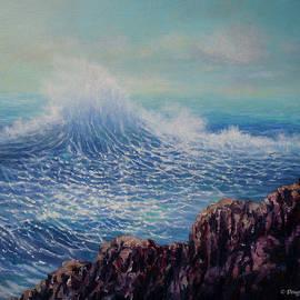 The Wave by Douglas Castleman
