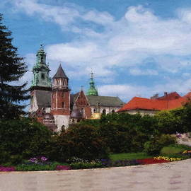 The Wawel Royal Cathedral by Jerzy Czyz