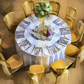 The Wedding Dinner by Steve Taylor