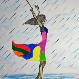 The Wet Kisses by Prerna Singh Baghel