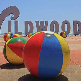 The Wildwoods Sign 2 by Allen Beatty