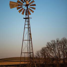 The Windmill by David Bowman