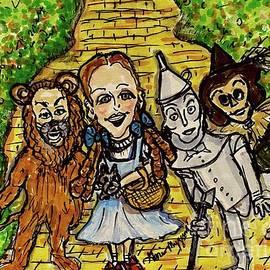The Wizard Of OZ by Geraldine Myszenski