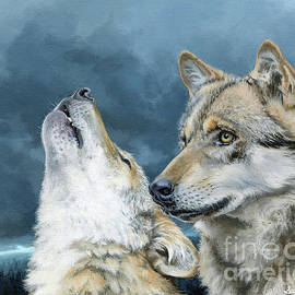 The Wolves by Sarah Batalka