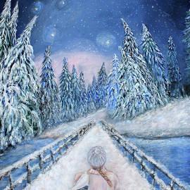 The Wonder of Winter by Lyric Lucas