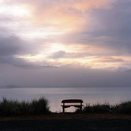 The Zen Bench by Steven Clark
