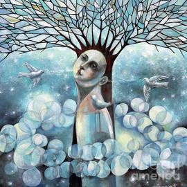 Thinking Tree by Manami Lingerfelt