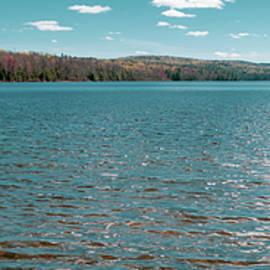 Thirteenth Lake New York by Linda MacFarland
