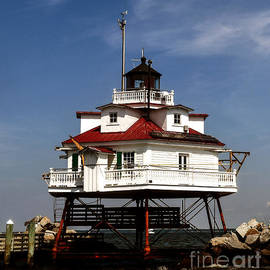 Thomas Point Lighthouse by Broken Soldier