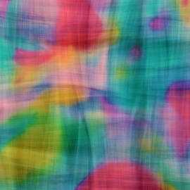 Threads That Bind Abstract by Mary Poliquin - Policain Creations