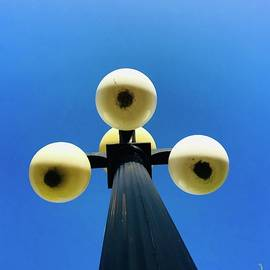 Three Eyes in the Sky by Lynne Paterson