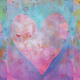 Three hearts united by Karen Kaspar