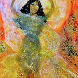 Through the veil of Fear God IS by Bonnie Marie
