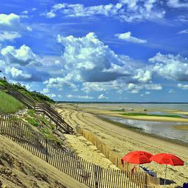 Thumpertown Beach - Cape Cod by Allen Beatty
