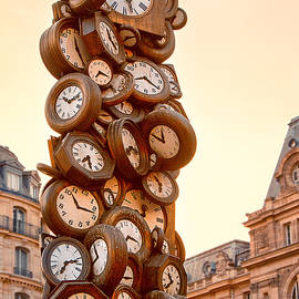 Time For All by Iryna Goodall