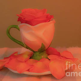 Time For Tea and Roses by Linda Howes