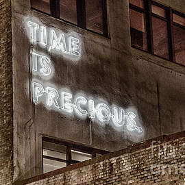 Time Is Precious by Bob Christopher