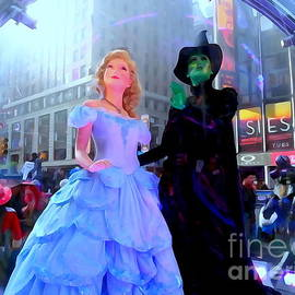 Times Square Fantasies by Ed Weidman