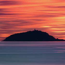 Tino Island by Giovanni Laudicina