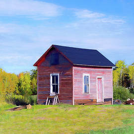 Tiny House Renewal by Susan Buscho