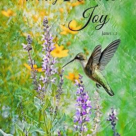 Today I Choose Joy by Carmen Macuga