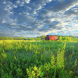 Today I Took a Walk in the Clouds by Phil Koch