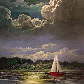 Together We Sail by Randy Burns