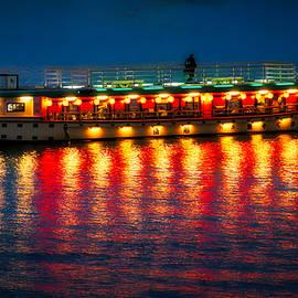Tokyo Bay Dinner Cruise - Japan by Stuart Litoff