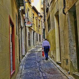 Toledo Spain Street # 6 by Allen Beatty