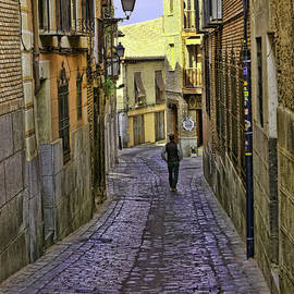 Toledo Spain Street # 8 by Allen Beatty