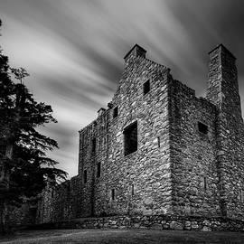 Tolquhon Castle by Dave Bowman