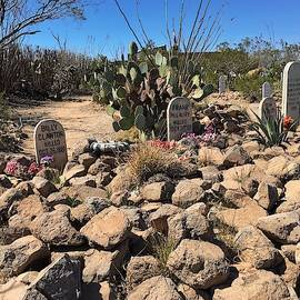 Tombstone Boot Hill