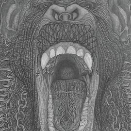 Tongue Tattoo by Andreas Gerber