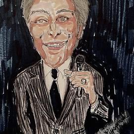 Tony Bennet  by Geraldine Myszenski