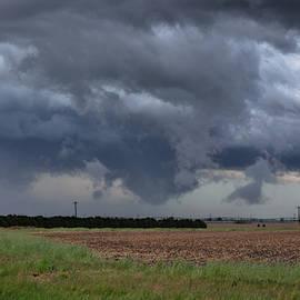Tornado Warned Storm Near Holyoke, Colorado on 5/27/19 by Ally White