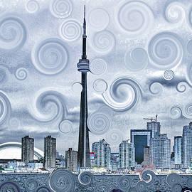 Toronto Dreamscape by Maria Keady