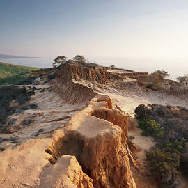 Torrey Pines Broken Hill View by William Dunigan