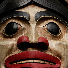 Totem Face by Ivete Basso Photography