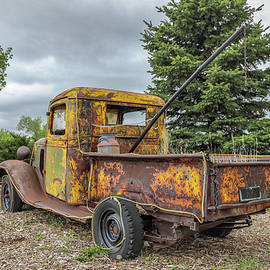 Tow Mater Bed by Lorraine Baum