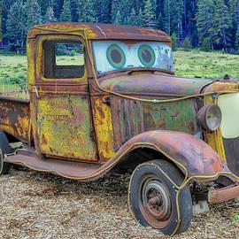 Tow Mater by Lorraine Baum