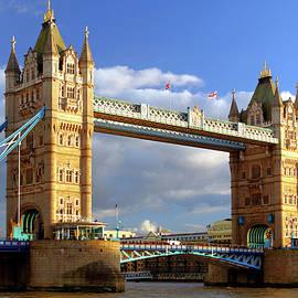 Tower Bridge, London by Douglas Taylor