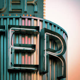 Tower Theater Sign by Dave Bowman