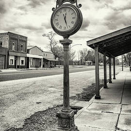 Town Frozen In Time by Kevin Anderson