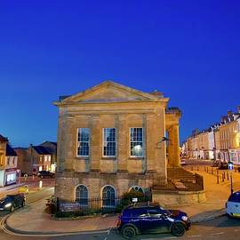 Town Hall, Chipping Norton, Oxfordshire, England. by Joe Vella